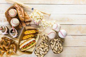 Party Bus Rental - food