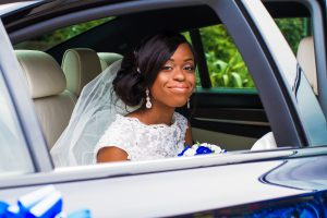 Special Event Transportation - Bride