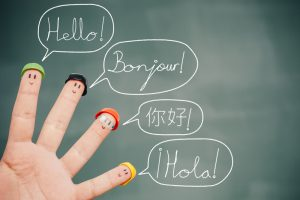 Corporate Travel - International Languages