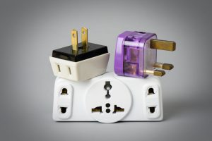 Corporate Travel - Universal Voltage Adapters