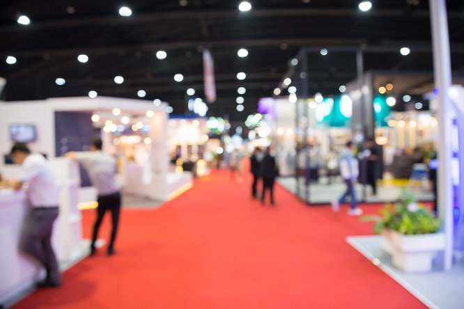 corporate transportation for trade shows